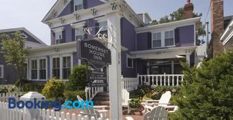 Somerset House Inn - Provincetown - Edificio