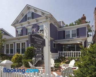 Somerset House Inn - Provincetown - Building