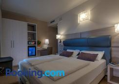 Hotel Galvani - Torri Del Benaco - Bedroom