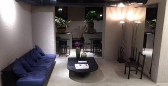 The Suite Hotel Garden - פרנקפורט אם מיין - סלון