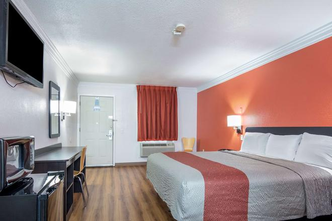 Motel 6 Marshall - Tx - Marshall - Bedroom