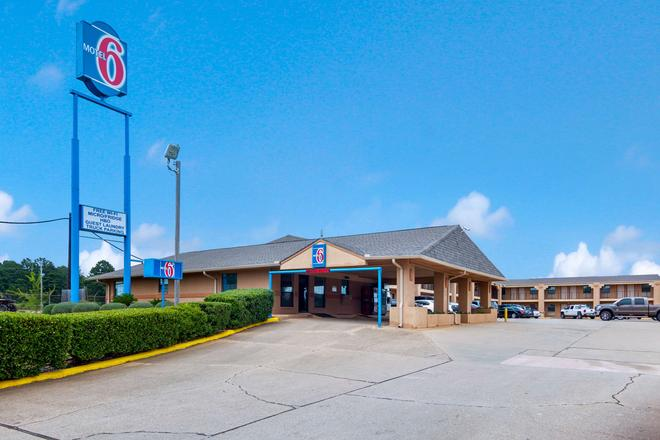 Motel 6 Marshall - Tx - Marshall - Building