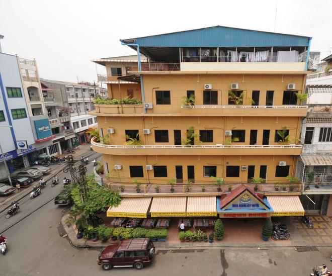 Dara Reang Sey Hotel Phnom Penh - Phnom Penh - Building