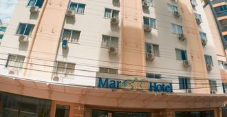 Mar Hotel - בלנאריו קמבוריו - בניין
