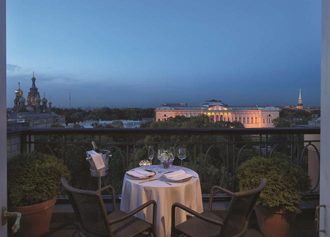 Belmond Grand Hotel Europe - Saint Petersburg - Balcony