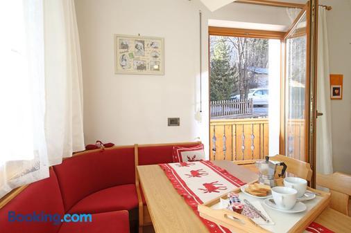 Ciasa Rudiferia Appartamenti in Alta Badia - Badia/Abtei - Dining room