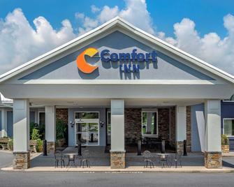 Comfort Inn Lancaster County North - Denver - Edificio