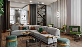 Residence Inn by Marriott Munich City East - München - Lounge