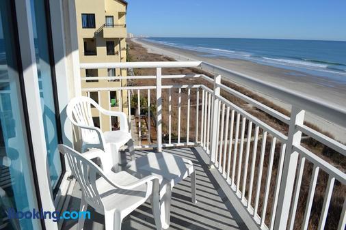 Seaside Resort - North Myrtle Beach - Balcony