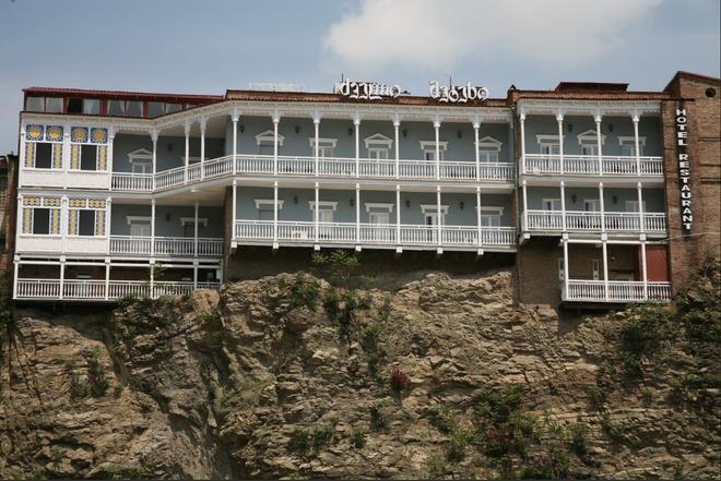 老梅特基酒店 - 第比利斯 - 第比利斯 - 建築