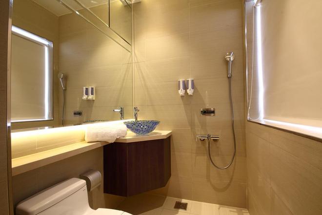Leesing Hotel - Kaohsiung - Kylpyhuone