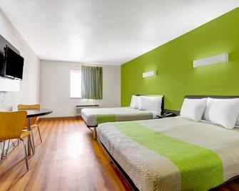 Motel 6 Moriarty, Nm - Moriarty - Спальня
