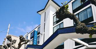 Laurel Inn, A Joie De Vivre Boutique Hotel - San Francisco - Rakennus