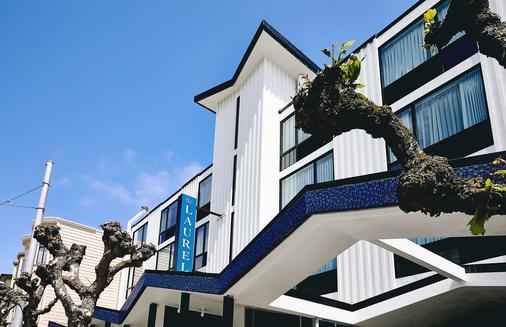 Laurel Inn - San Francisco - Building