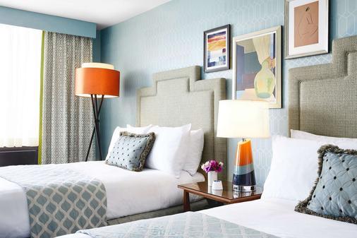 Laurel Inn - San Francisco - Bedroom