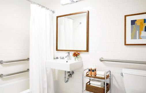 Laurel Inn - San Francisco - Bathroom