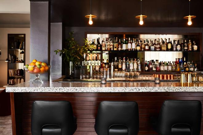 Laurel Inn - San Francisco - Bar