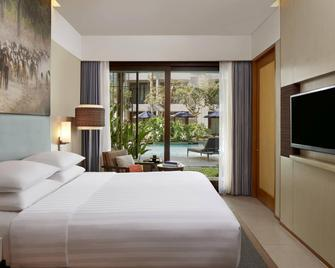 Courtyard by Marriott Bali Seminyak Resort - Kuta - Bedroom