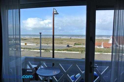 Bed&Breakfast Aan Strand - Katwijk - Balcony