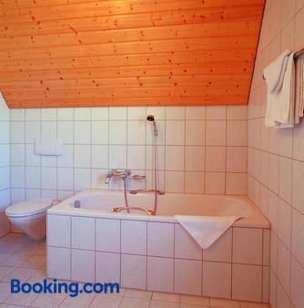 Hotel Und Gasthof Spessarttor - Lohr am Main - Bathroom