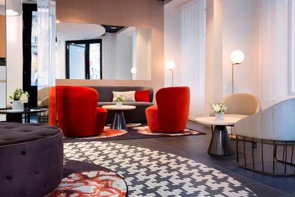 Hôtel Pastel Paris - Paris - Lounge