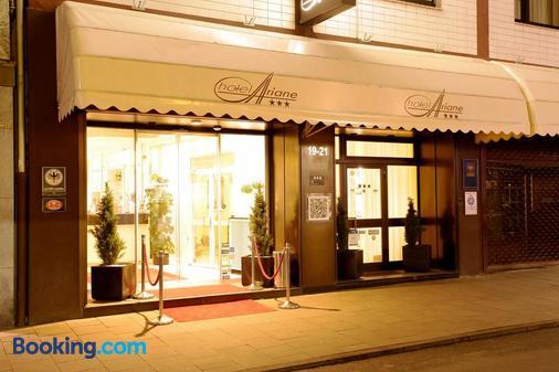 Trip Inn Hotel Ariane - Cologne - Toà nhà