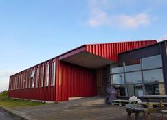 Snotra Hostel - Hella - Edifício
