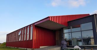 Snotra Hostel - Hella - Building