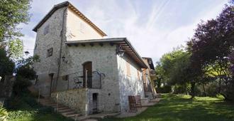 Casale Del Monsignore - Spoleto - Gebäude