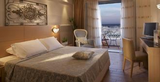 Lagos Mare Hotel - Agios Prokopios - Bedroom