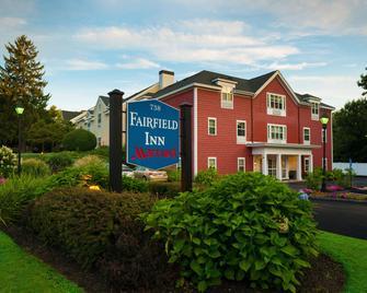 Fairfield Inn by Marriott Boston Sudbury - Sudbury - Edificio
