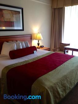 Mikado Hotel - Los Angeles - Phòng ngủ