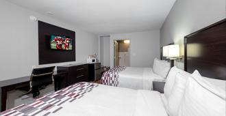 Red Roof Inn Arlington - Entertainment District - Άρλινγκτον - Κρεβατοκάμαρα