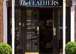 The Feathers Hotel - Вудсток - Здание