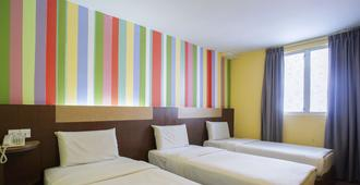 Hotel Weilia - Malacca - Bedroom