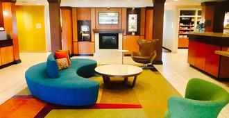 Fairfield Inn & Suites Sacramento Airport Natomas - סקרמנטו - לובי