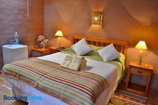 Hotel Kimal - San Pedro de Atacama - Κρεβατοκάμαρα