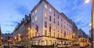 Le Rocroy Hotel Paris Gare du Nord by Hiphophostels - París - Edificio