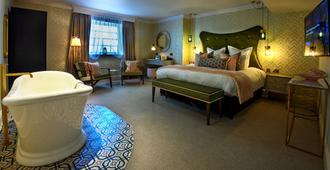 Gonville Hotel - קיימברידג' - חדר שינה