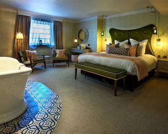 Gonville Hotel - Cambridge - Camera da letto