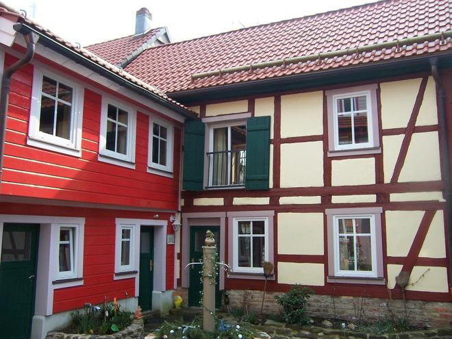 Pension Picco-Bello - Clausthal-Zellerfeld - Building
