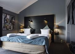 Scandic Front - Copenhagen - Bedroom