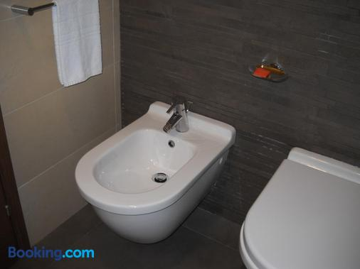 Hotel Tiber Fiumicino - Fiumicino - Bathroom
