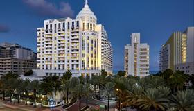 Loews Miami Beach Hotel - Miami Beach - Building