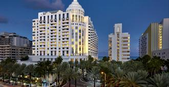 Loews Miami Beach Hotel - Miami Beach - Edificio