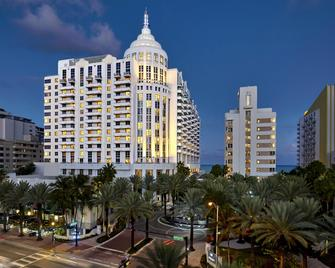 Loews Miami Beach Hotel - Miami Beach - Building