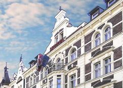 Hotel Victoria - Pilsen - Außenansicht