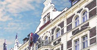 Hotel Victoria - Pilsen - Outdoor view