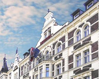Hotel Victoria - Pilsen - Outdoors view