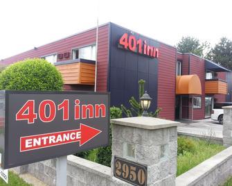 The New 401 Inn - Burnaby - Building